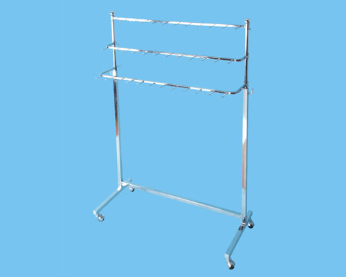 3-032C Display Rack for Belt & Tie