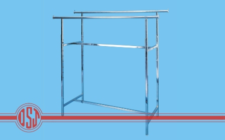 2-tier Display Rack